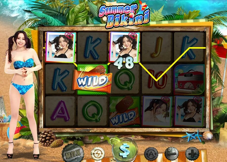 SLOT GAME SUMMER BINIKI THIENHABET