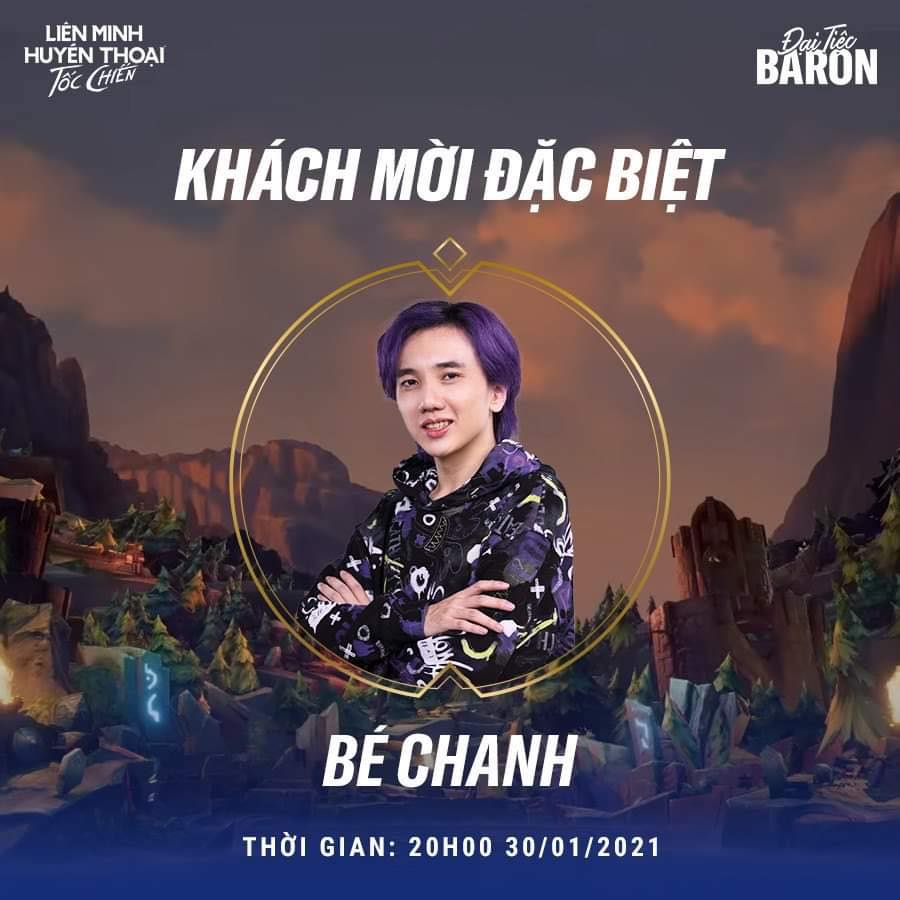 be chanh