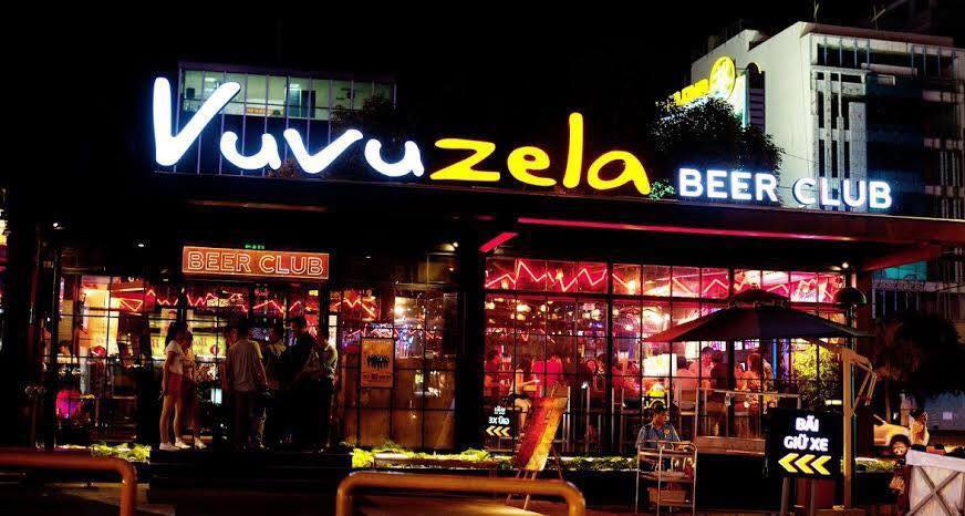 Vuvuzela Beer Club